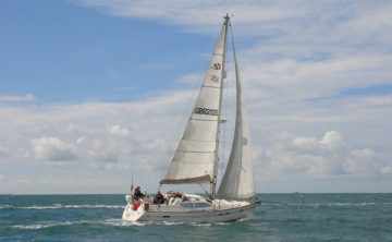 Solent sailing and yacht club