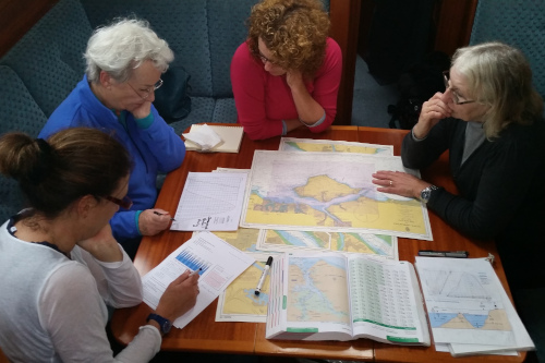 Solent sailing and yacht share